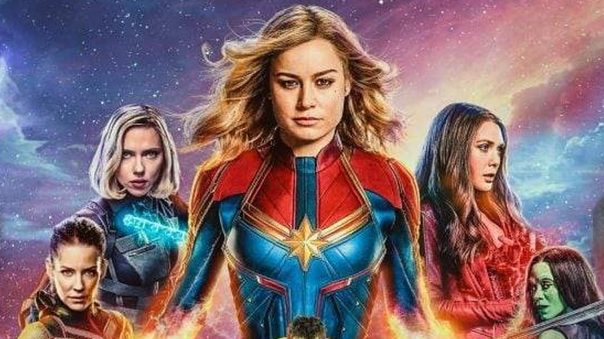 An All-Female Avengers Movie Is In The Works At Marvel