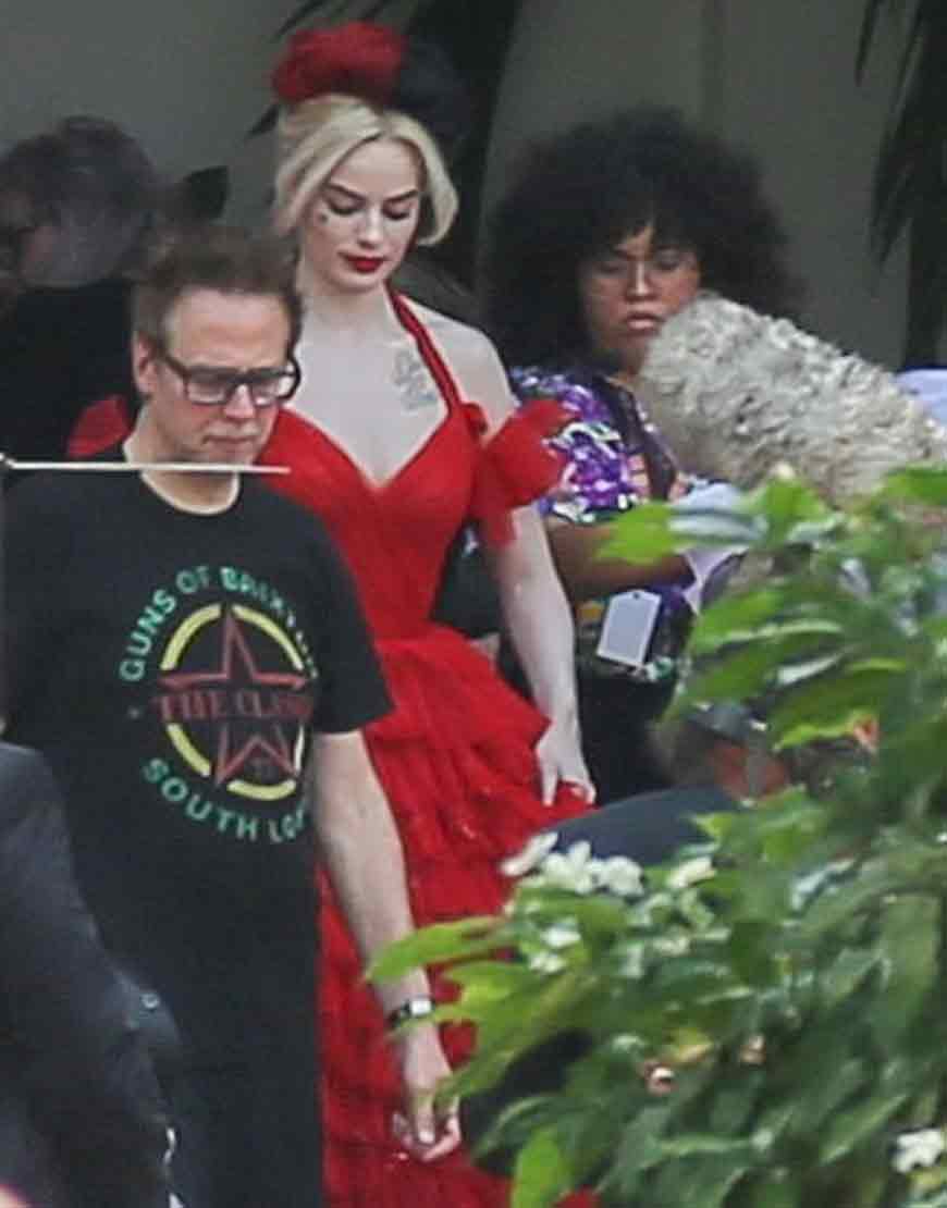harley quinn the suicide squad set photo dress