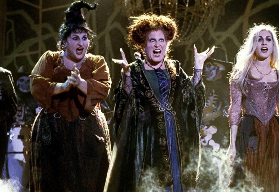 hocus pocus 2 witches
