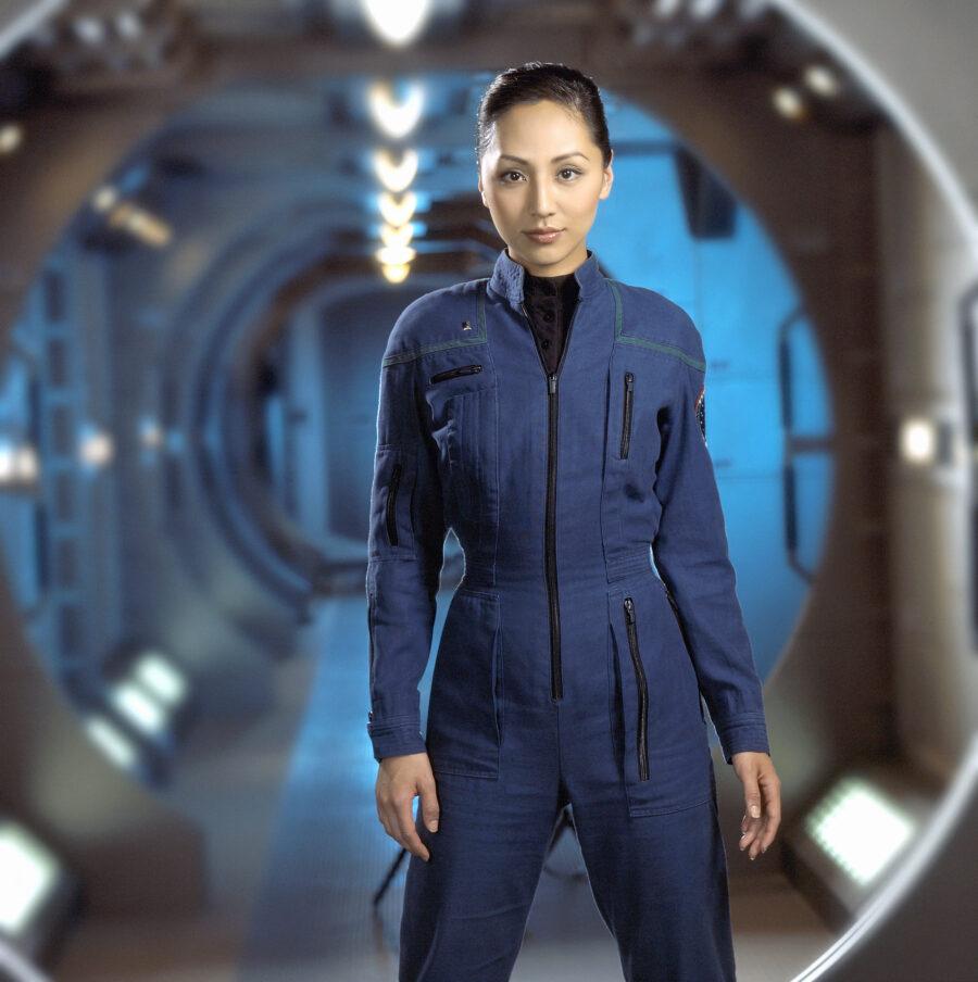 Linda Park on Star Trek