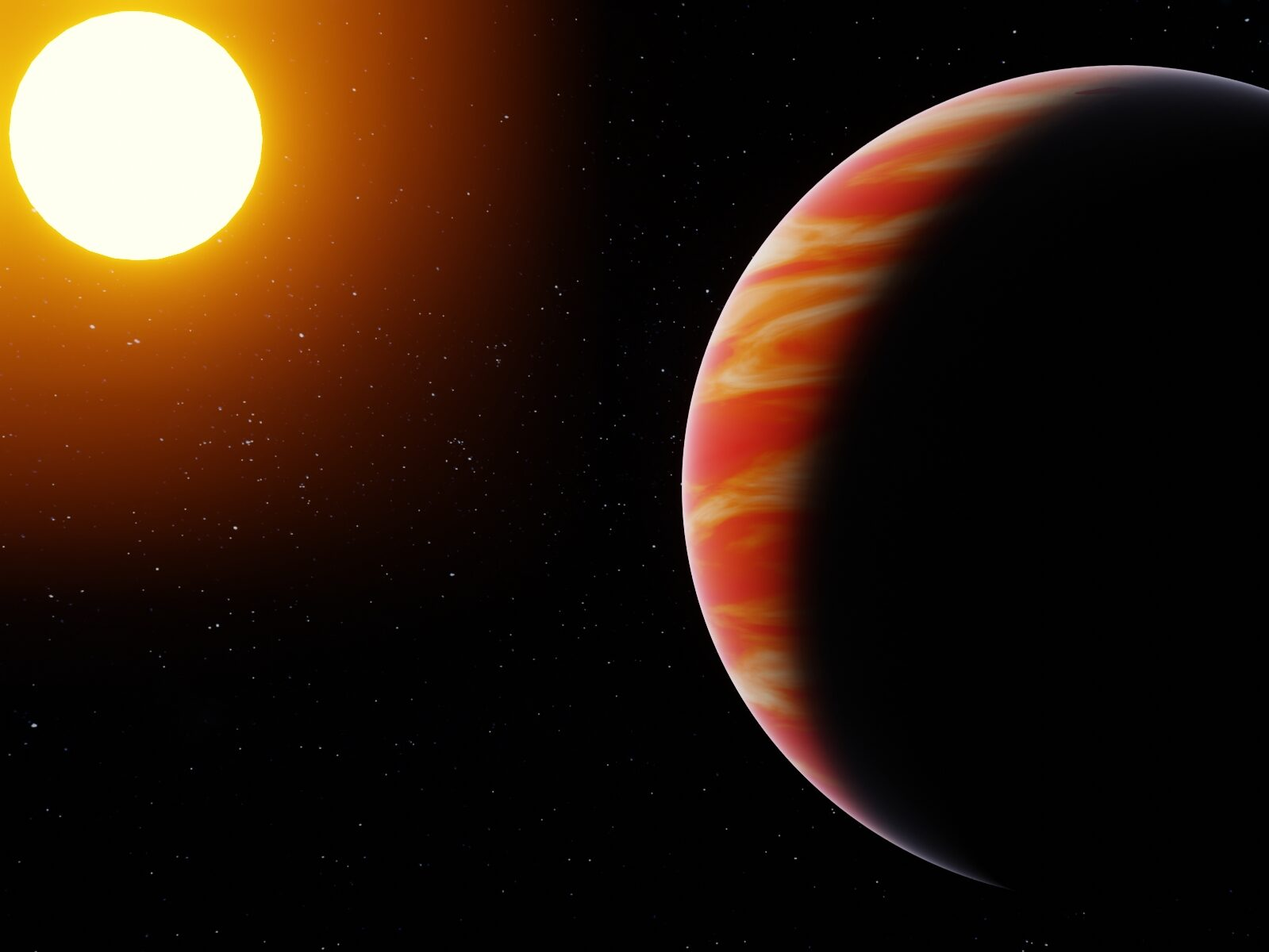 Astronomers Discover A Planet That Shouldn't Exist