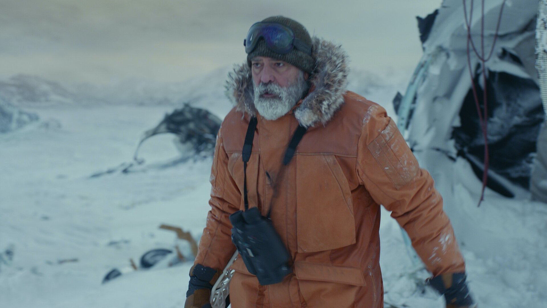 George Clooney Does Space Sci-Fi In Midnight Sky's First Trailer