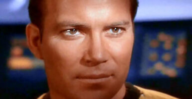 james t. kirk star trek feature