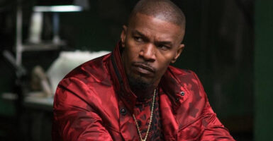 jamie foxx feature