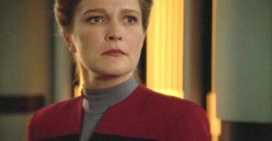 Star Trek Voyager ending