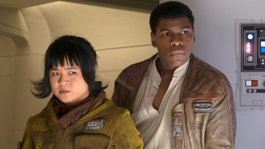 john boyega kelly marie tran star wars