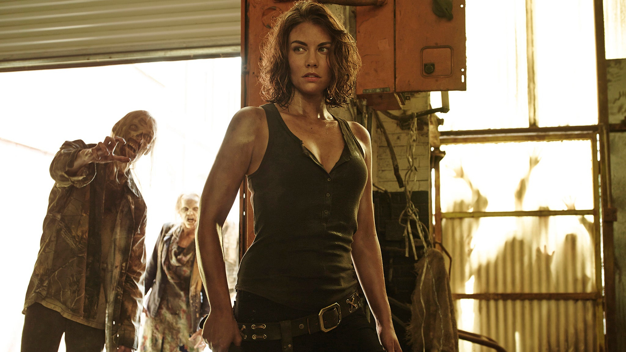 Lauren Cohan On Maggie's Future After Her Return To The Walking Dead