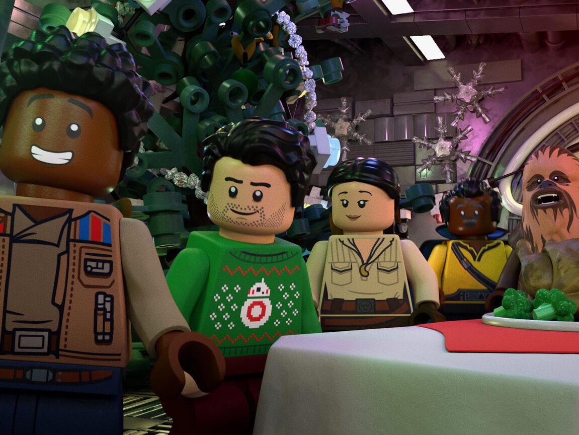 Kelly Marie Tran LEGO Star Wars