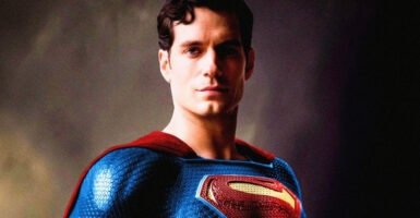 henry cavill man of steel 2 feature superman