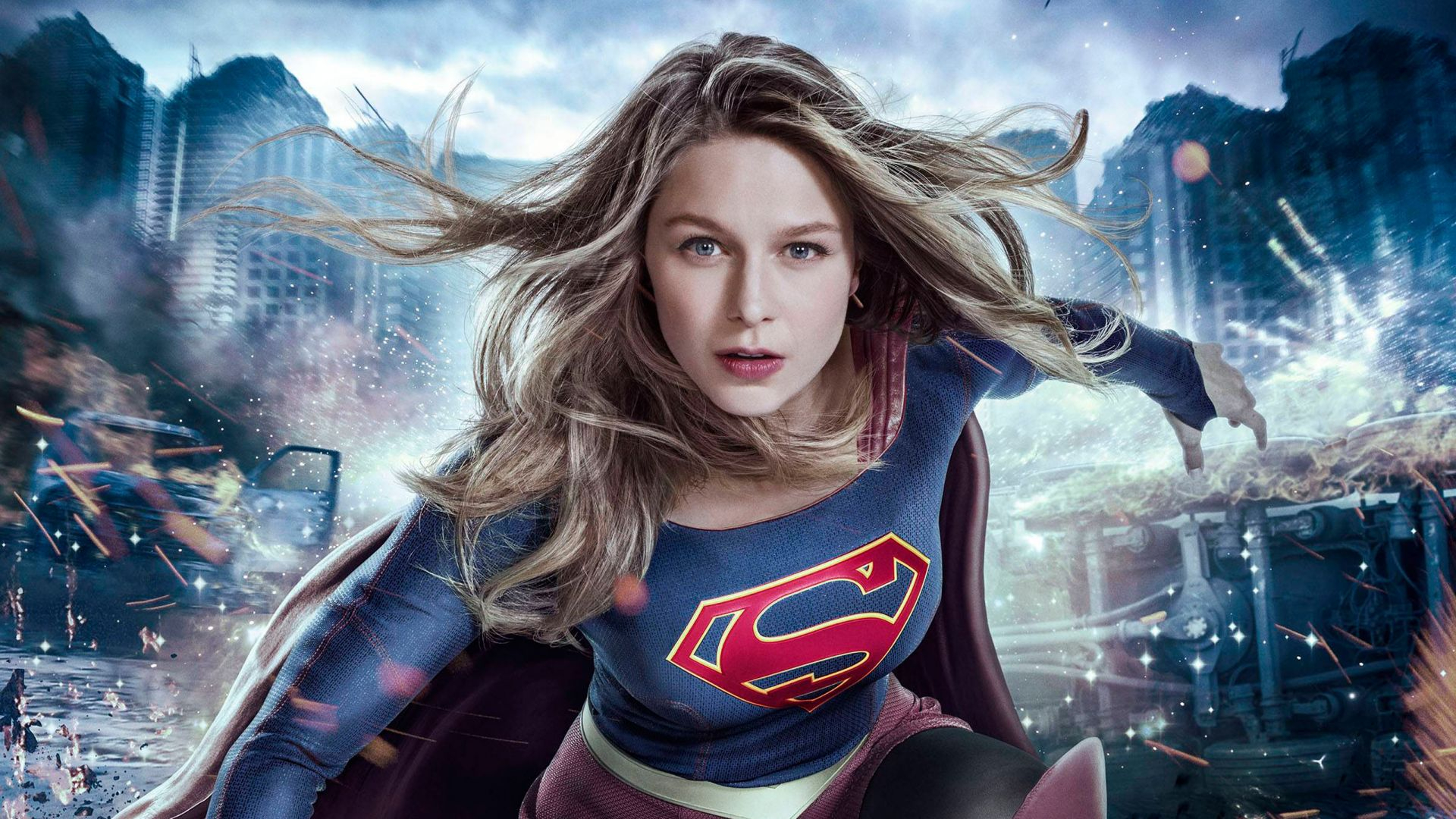 Melissa Benoist Is Out, A Hispanic Supergirl Has Been Cast For DC Movies