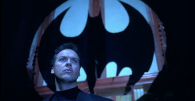 michael keaton batman returns