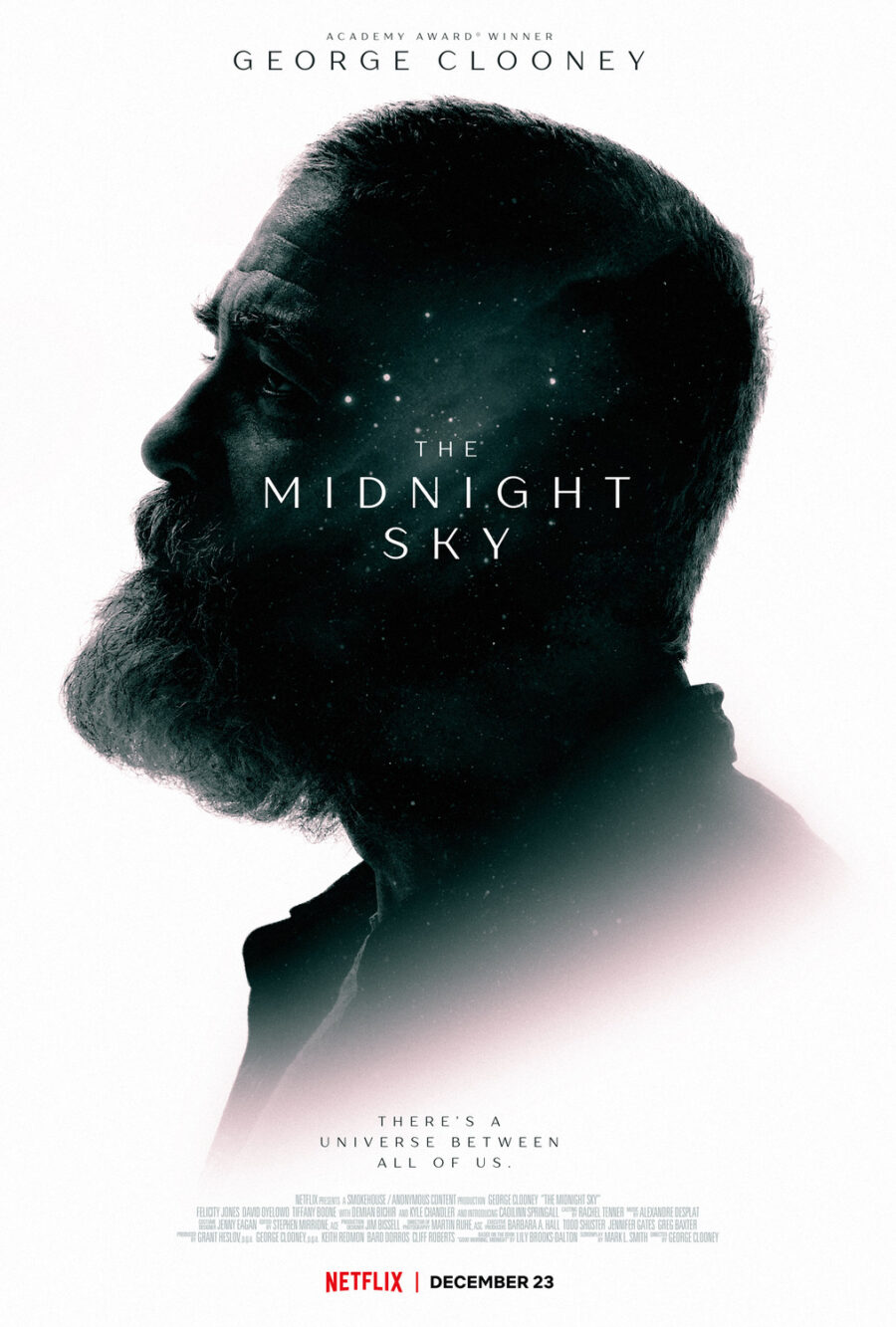 George Clooney The Midnight Sky