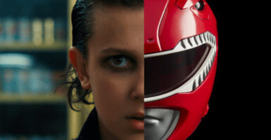 millie bobby brown power rangers feature