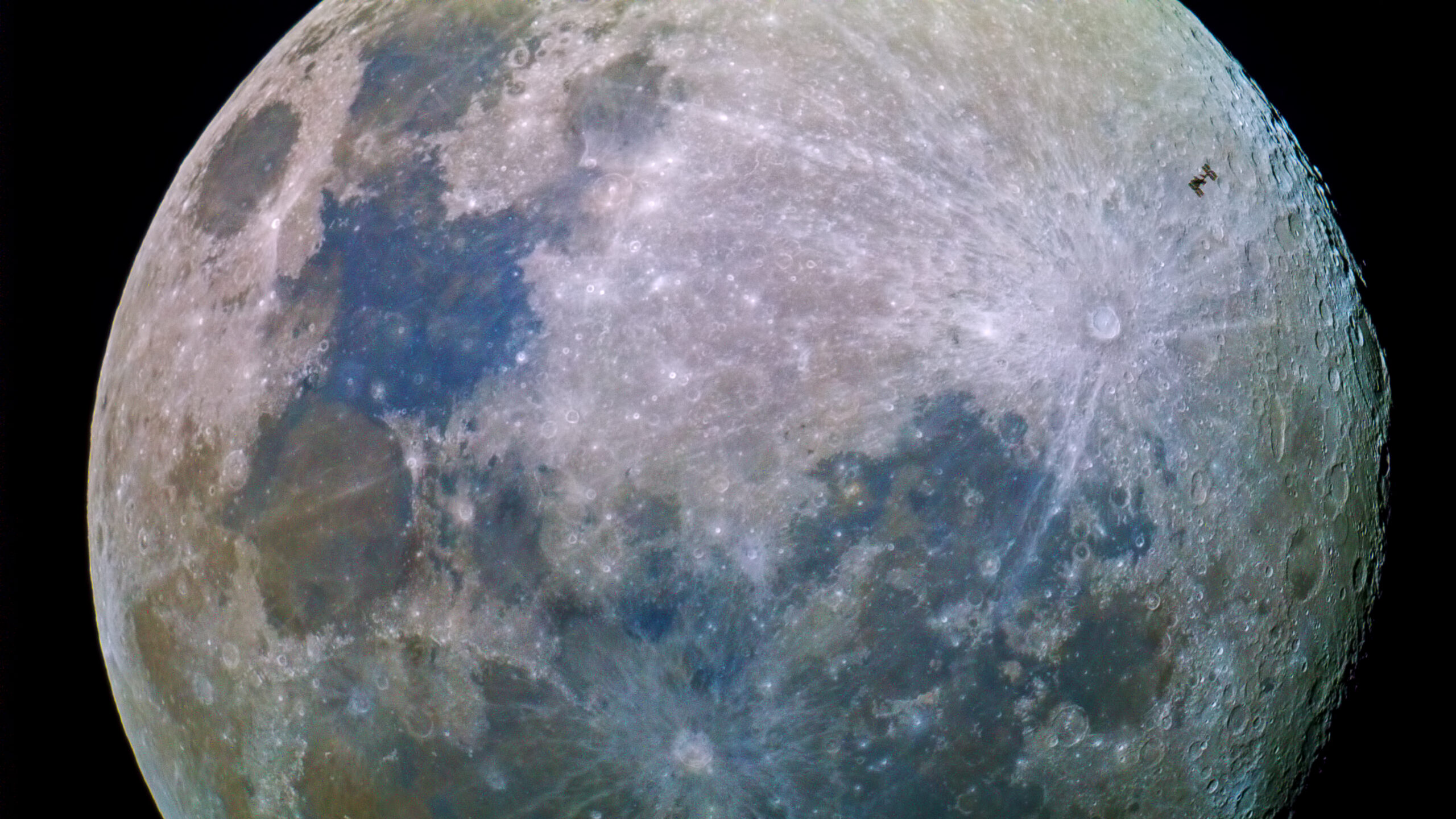 Water On The Moon Discovered By NASA