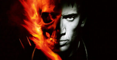 nicolas cage ghost rider feature