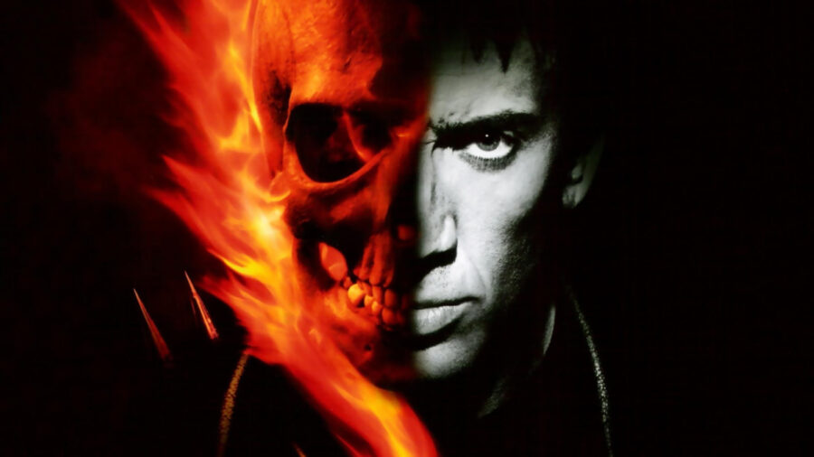 nicolas cage ghost rider feature nic cage