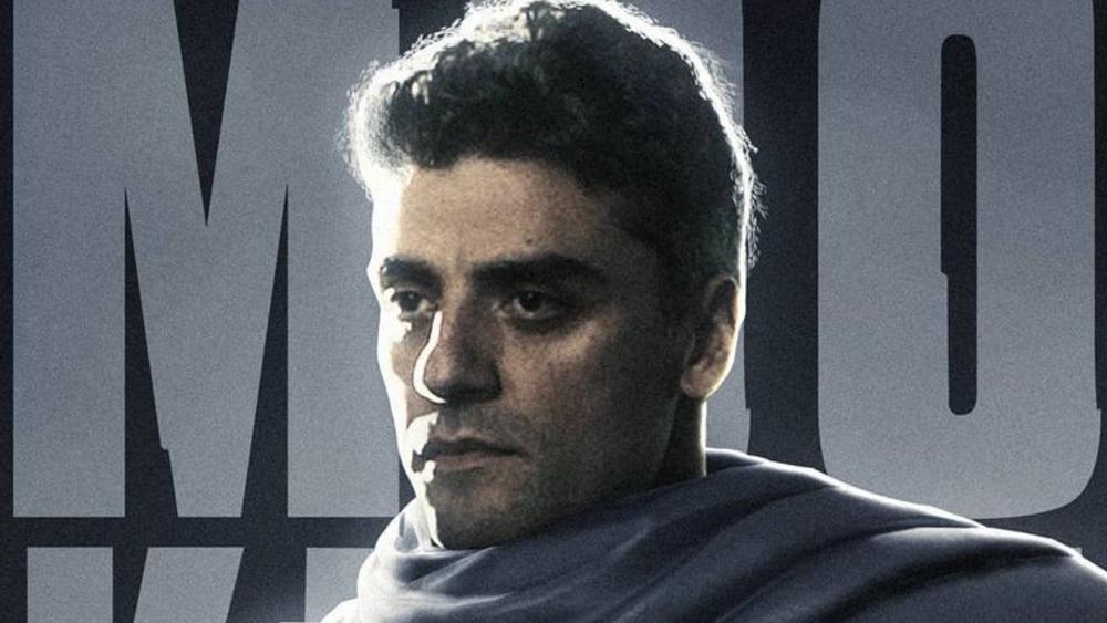 See Oscar Isaac As Moon Knight