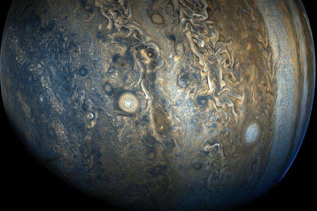 Sprites Jupiter