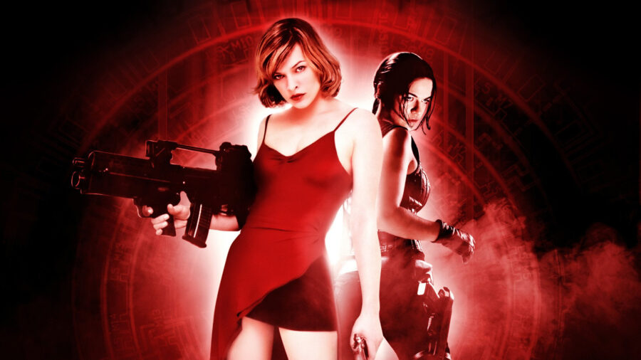 resident evil reboot feature