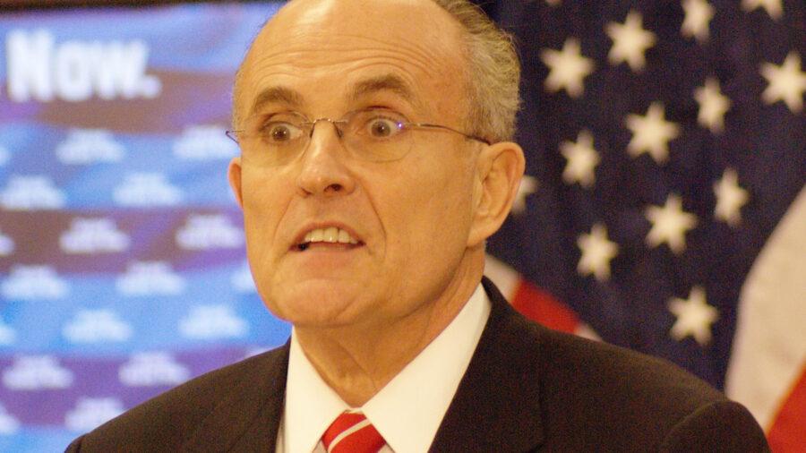 Rudy Giuliani Becomes Borat 2's Main Talking Point For This Reason