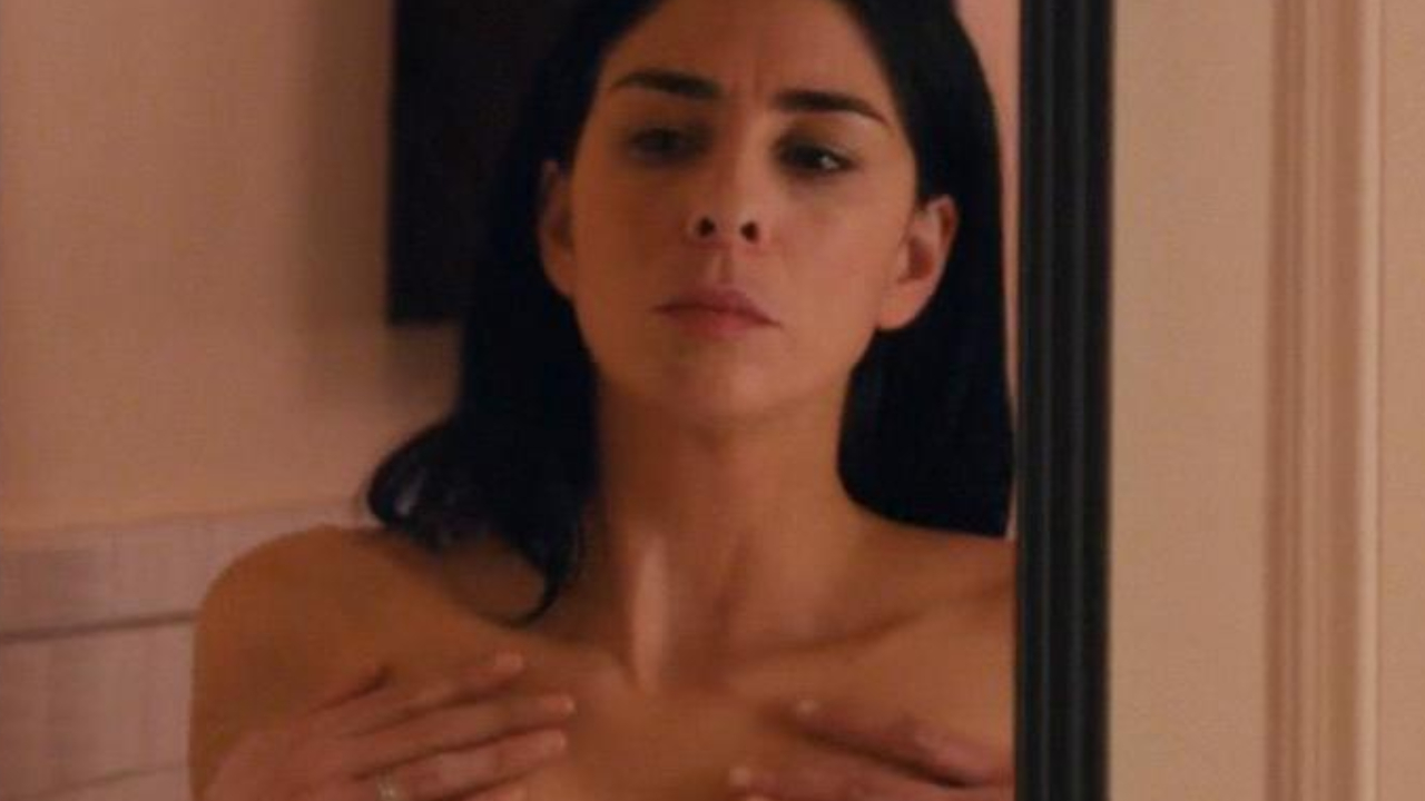 Sarah Silverman And Other Celebrities Go Naked To Spread A Message