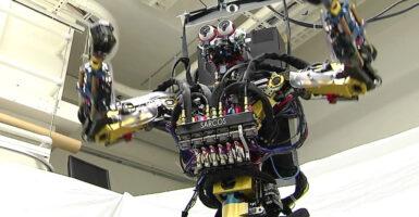 sarcos robots feature