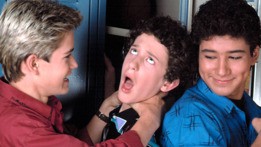 saved by the bell screech