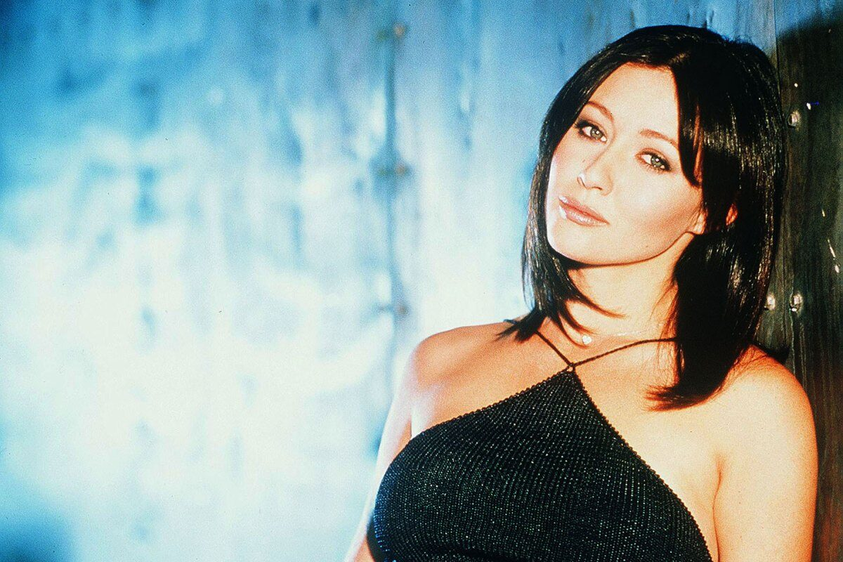 Shannen Doherty Planning Goodbyes With Stage 4 Cancer