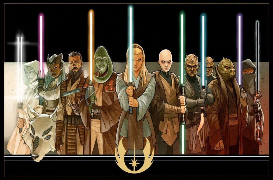 star wars the high republic jedi knights