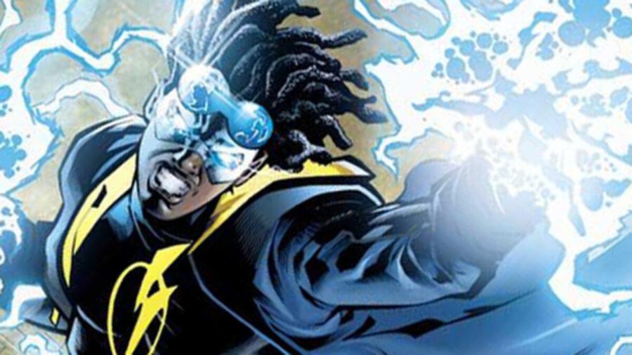static shock comics