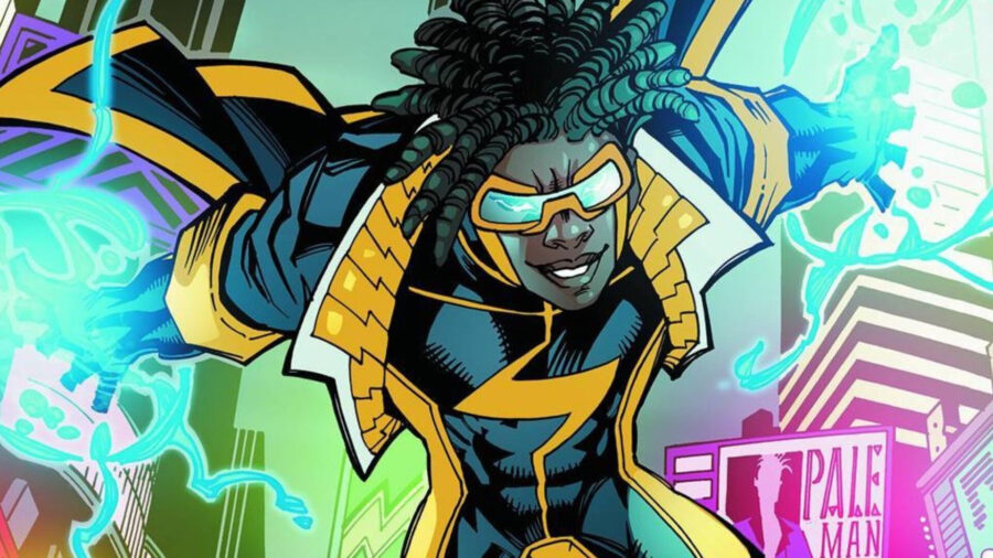 static shock feature