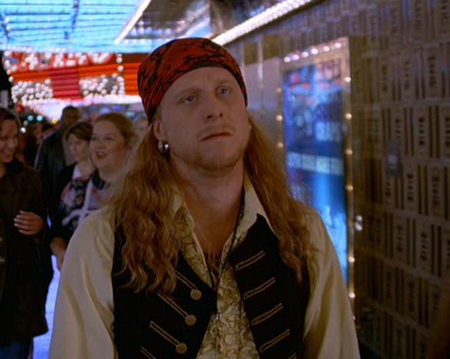 Alan Tudyk as Steve the Pirate