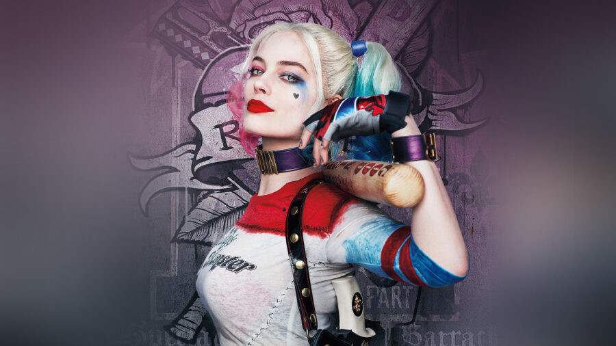 suicide squad harley quinn feature