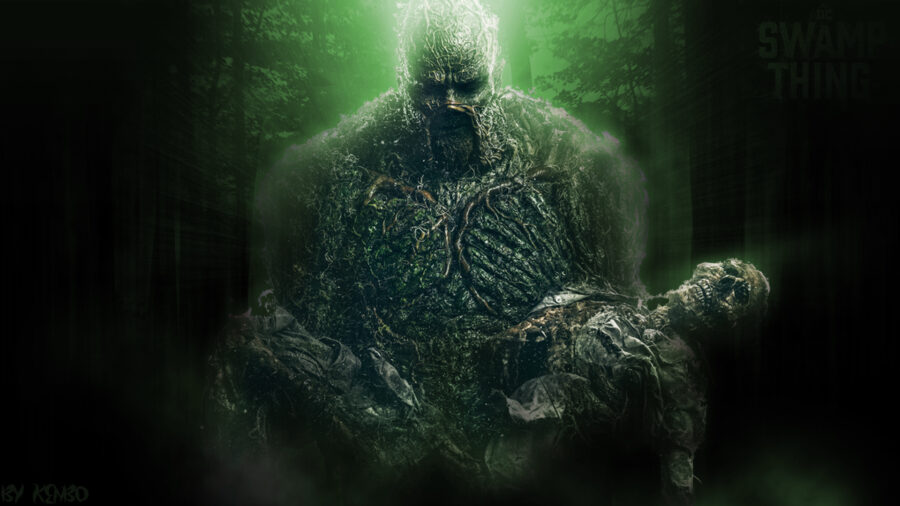 swamp thing feature