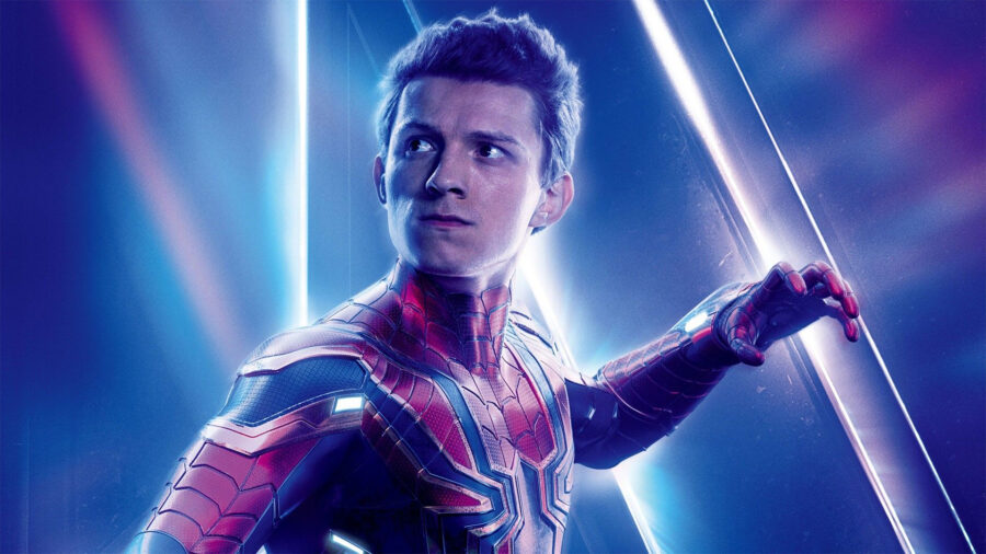 tom holland spider-man feature