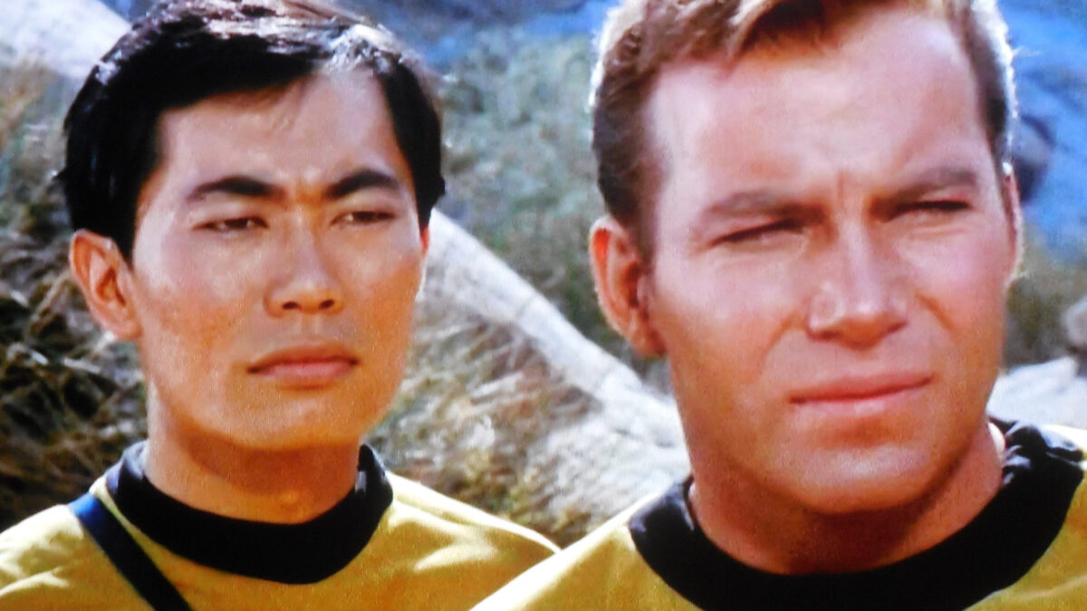 William Shatner Fires Off At George Takei With Scathing Statement