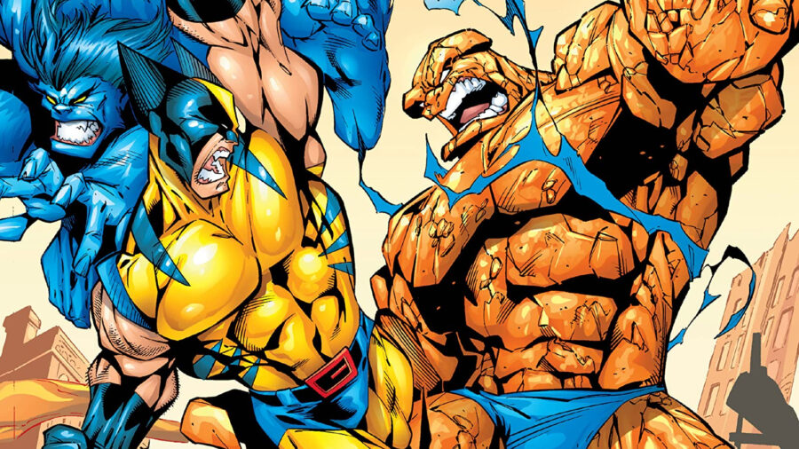 wolverine the thing
