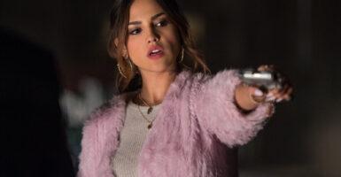 Eiza Gonzalez Baby Driver