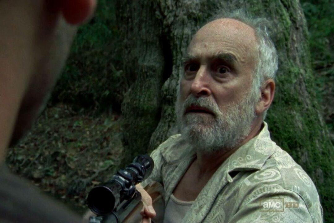 Jeffrey DeMunn Walking Dead
