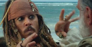 Johnny Depp Pirates