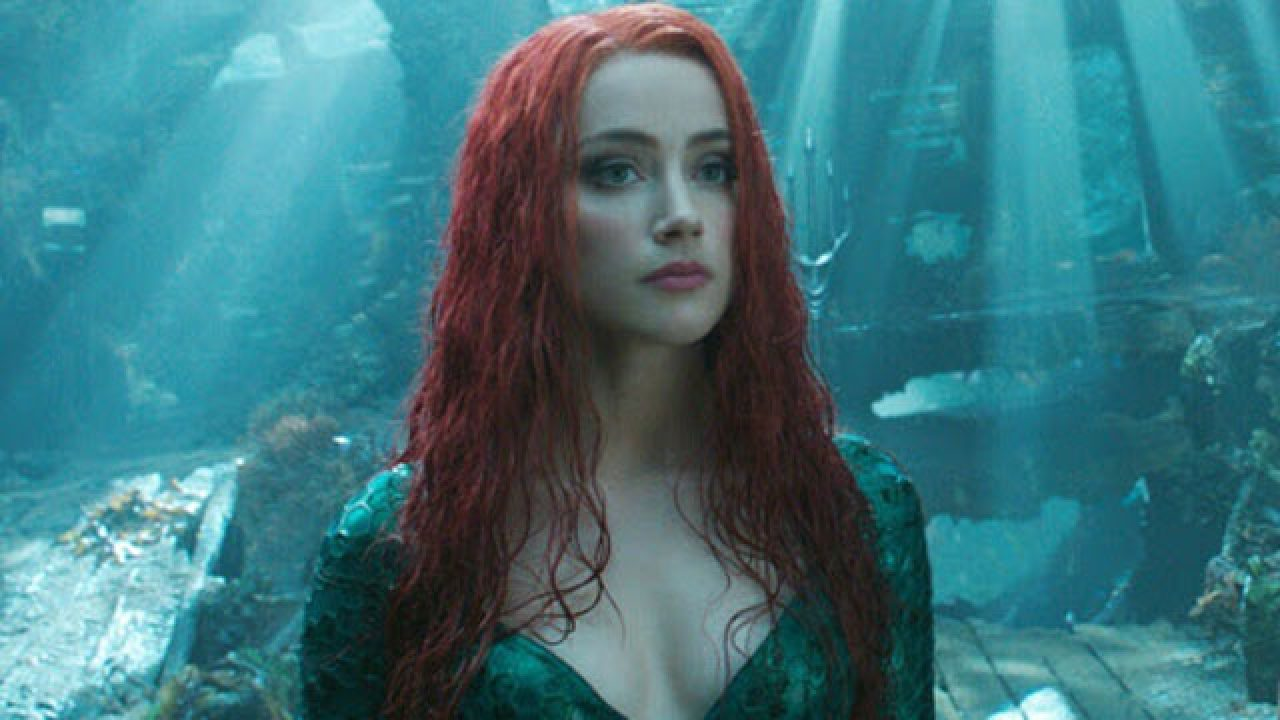 Exclusive: Amber Heard Will Take Over For Jason Momoa As Aquaman