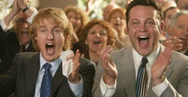 Vince Vaughn owen wilson Wedding Crashers 2