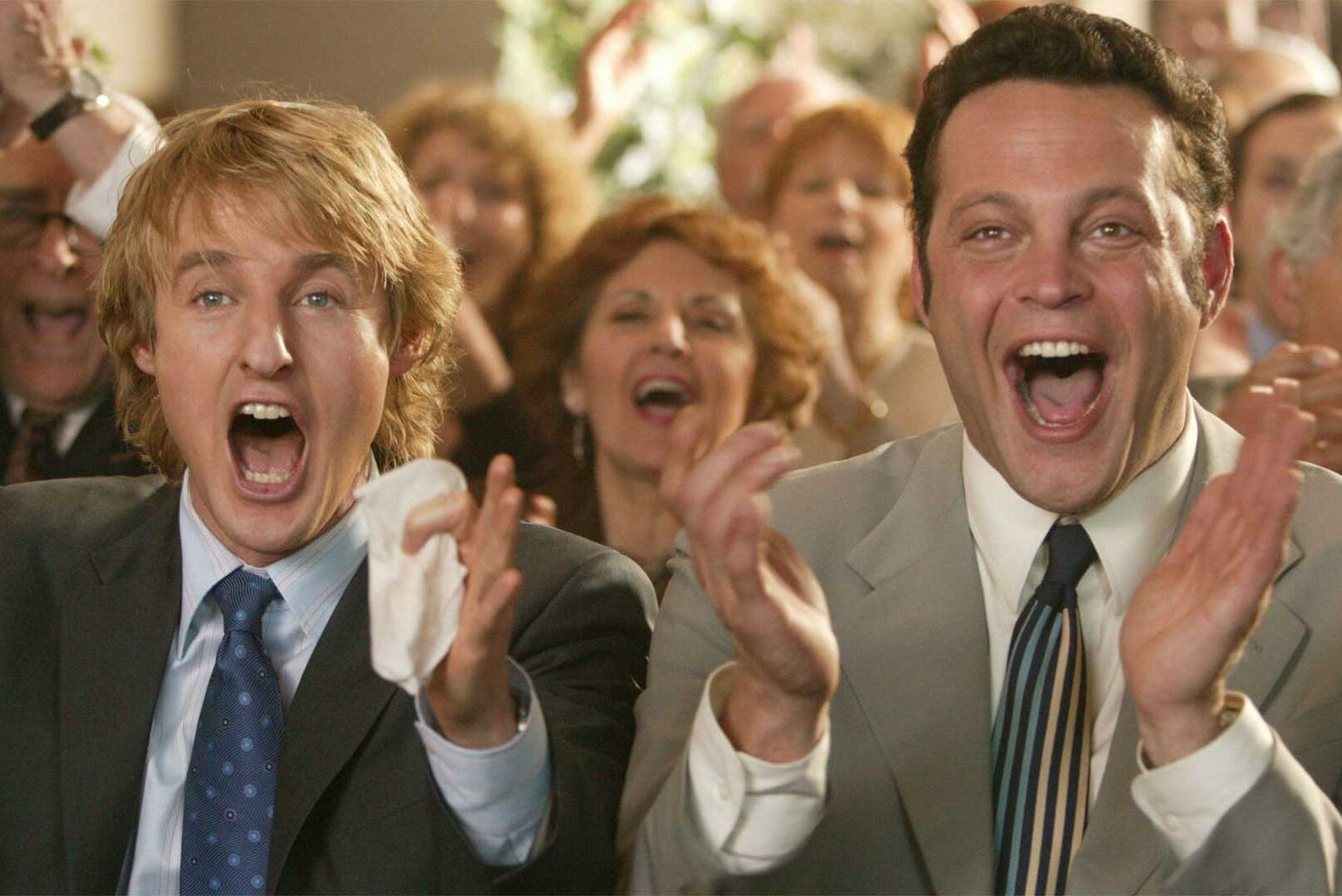 Vince Vaughn Wedding Crashers