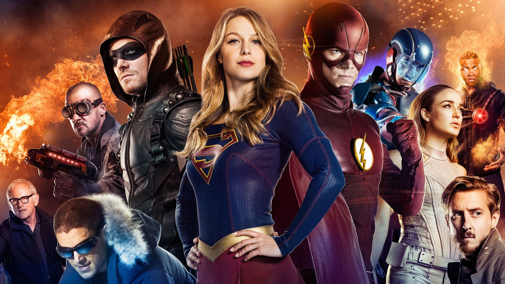 The CW Trying To Change The Arrowverse's Name