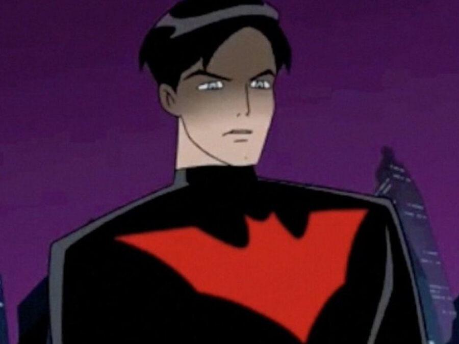 batman beyond terry