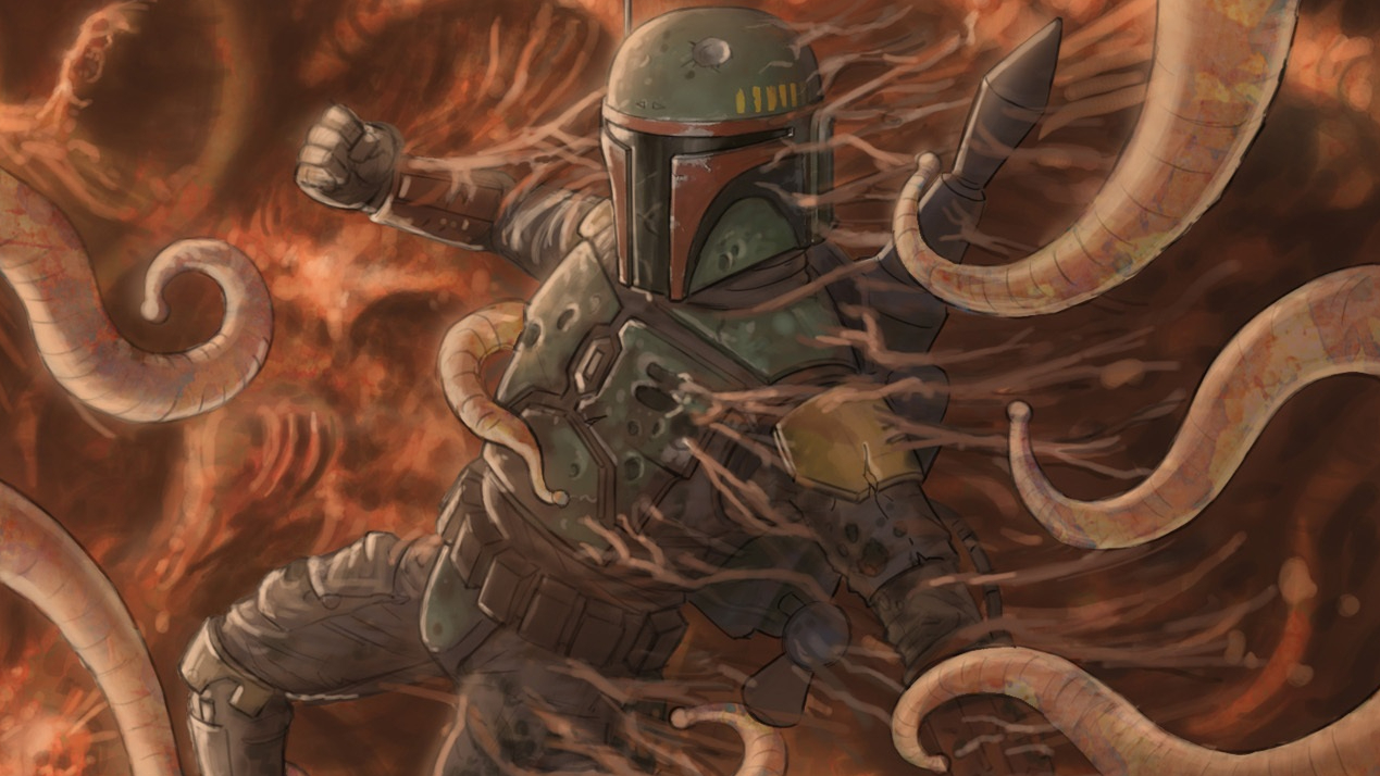 How Boba Fett Survived The Sarlacc