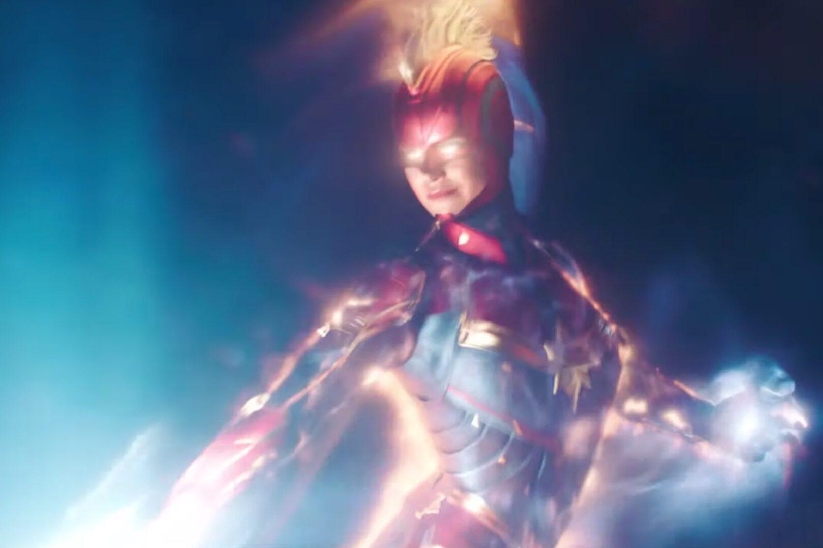 Captain Marvel's mohawk