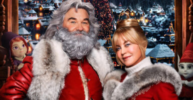 Kurt Russell The Christmas Chronicles 2