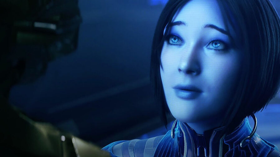 cortana voice actress
