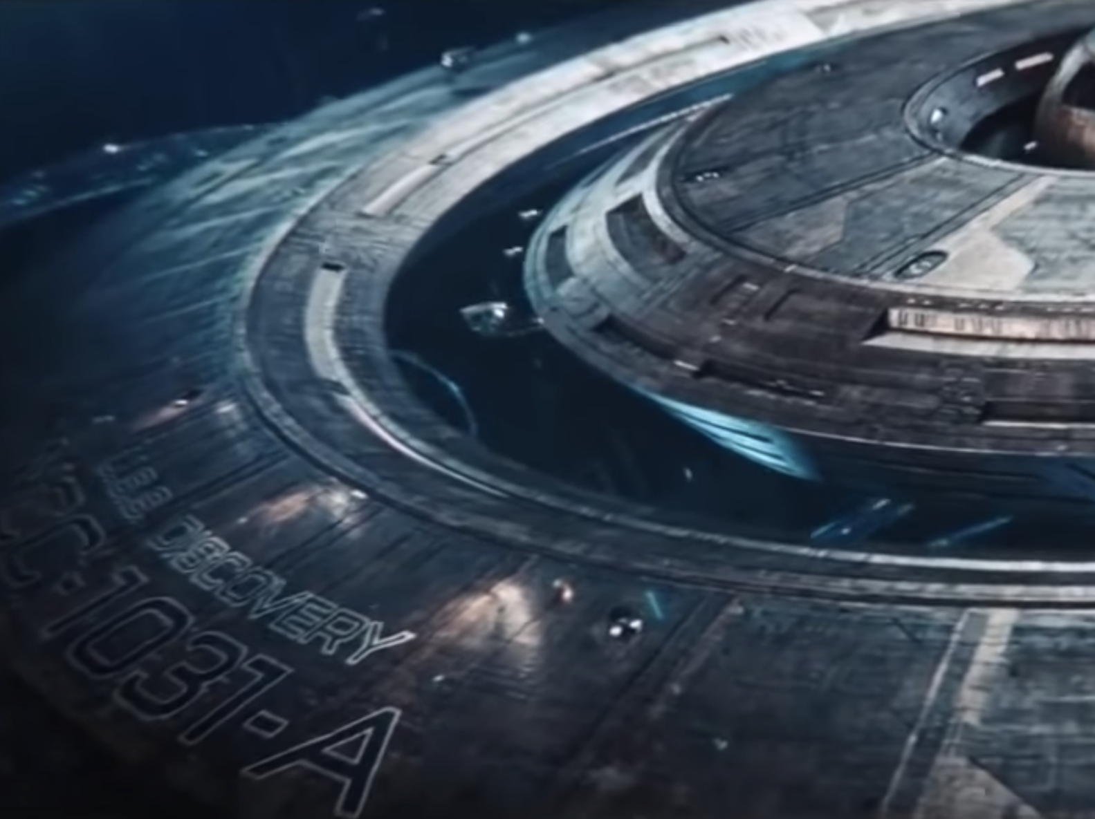 See The Discovery-A, Star Trek: Discovery's New Ship